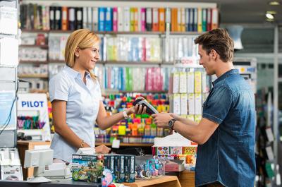 Découvrez les solutions d'encaissement PEBIX-AVEM à la Paris Retail Week 2019