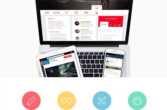 AVEM Académie: des formations en ligne en toute autonomie
