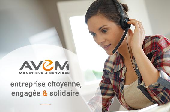 AVEM, entreprise citoyenne, engagée et solidaire