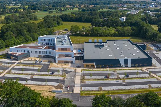Nouveau site AVEM Rennes : l'environnement de travail au service de l'initiative et du collaboratif