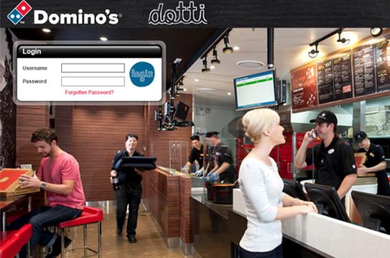PEBIX AVEM : partenaire de Domino's pizza sur la formation à leur solution logicielle