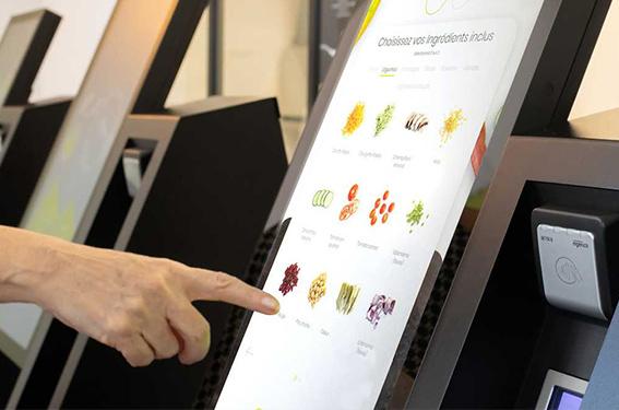 Solutions kiosks : une expérience client personnalisée